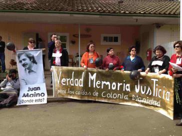 """Angehörige fordern """"Wahrheit - Erinnerung - Gerechtigkeit"""" für die Opfer der Colonia Dignidad"""