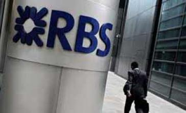 Firmenlogo der Royal Bank of Scotland