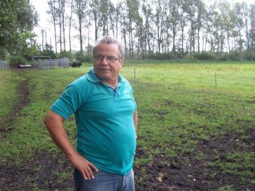 """Landwirtschaftsfunktionär René Rico López: """"Probleme von 1990 wirken nach"""""""