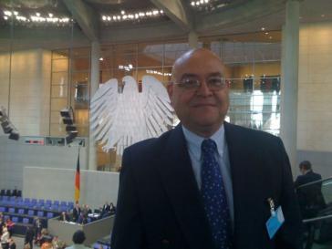 Roberto Martínez Castañeda, ehemaliger Botschafter von Honduras in Deutschland