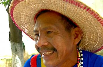 Der Sprecher der indigenen Yupka-Gemeinden Sabino Romero wurde am Sonntag erschossen