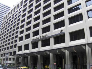 S&P-Hauptquartier in New York