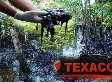 Die Regierung Ecuadors plant eine internationale Kampagne gegen die Firma Chevron (vormals Texaco)