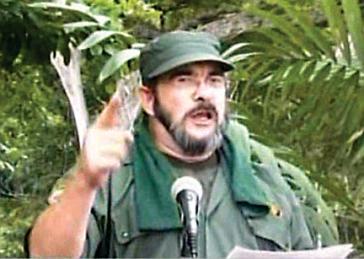 """Der Oberkommandierende der FARC, Timoleón Jiménez kündigte an, einen Bericht  über """"Die Wahrheit über die Ereignisse am Verhandlungstisch"""" zu veröffentlichen"""
