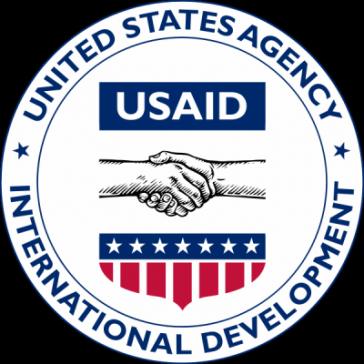 Logo der United States Agency for International Development