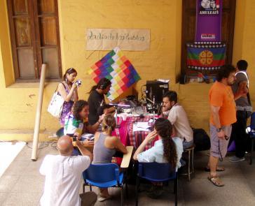 Cumbre de los Pueblos - Radio