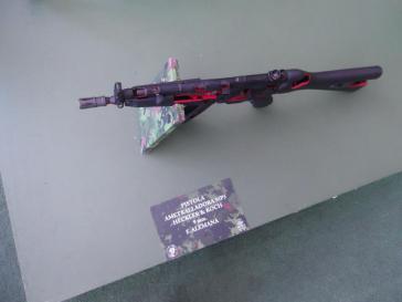 Auch MP5-Maschinenpistolen wurden von Heckler & Koch nach Mexiko exportiert.