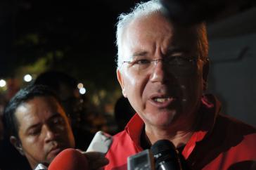Der ehemalige Erdölminister und neue Außenminister Rafael Ramírez