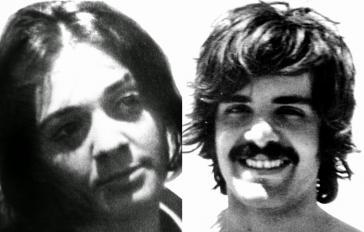 Ana Rubel und Hugo Alberto Castro