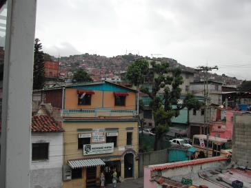 Armenviertel im Westen von Caracas