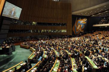 Debatte in der UN-Generalversammlung