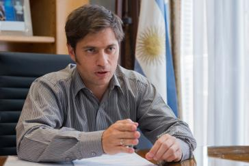 Verhandelt mit der Hedgefonds-Gruppe unter Vermittlung des Mediators Daniel Pollack: Argentiniens Wirtschaftsminister Axel Kicillof