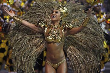Blicke auf Brasilien: ein glückliches Samba-Land