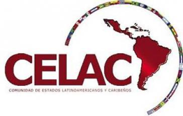 Logo der CELAC