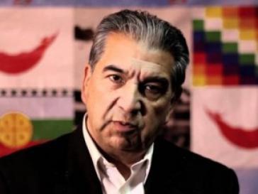 Domingo Namuncura, der erste indigene  Botschafter Chiles