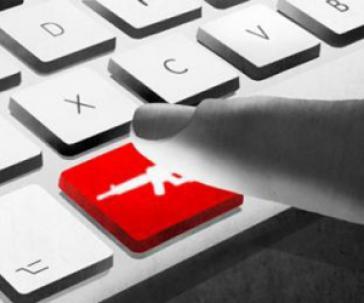 Der Konflikt wird auch via Internet ausgetragen