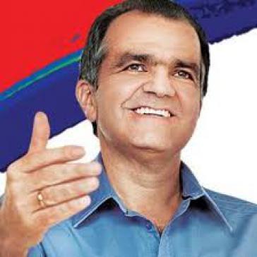 Präsidentschaftskandidat der rechtsradikalen Partei  emokratisches Zentrums (CD), Oscar Iván Zuluaga