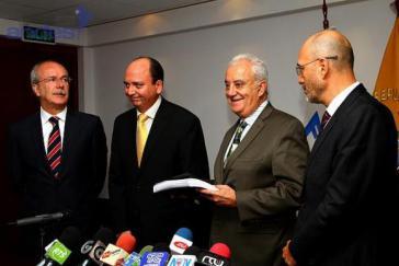 Kommission zu den Ereignissen des 30. September 2010