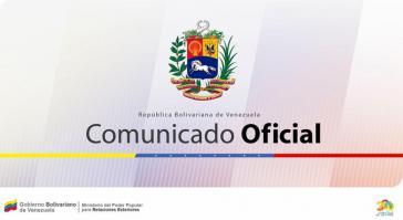 """Das Außenministerium in Caracas weist die Entschließung des EP als """"interventionistisch und zutiefst respektlos"""" zurück"""