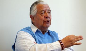 Der Ex-Chef der Geheimpolizei DINA, Manuel Contreras