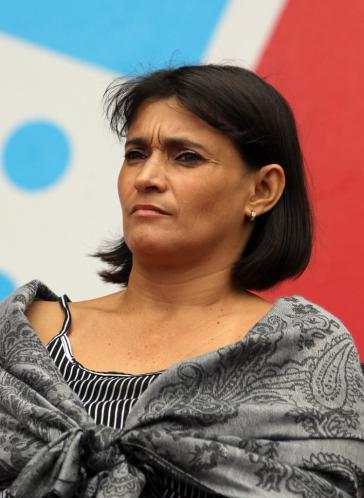 Die Direktorin der Regulierungsbehörde der Sonderentwicklungszone von Mariel, Ana Teresa Igarza