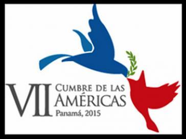 Logo des 7. Amerika-Gipfels