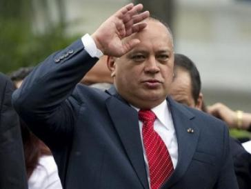 Ehemals jüngster Offizier im MBR 200, heute einer der mächtigsten Männer im Staate: Diosdado Cabello