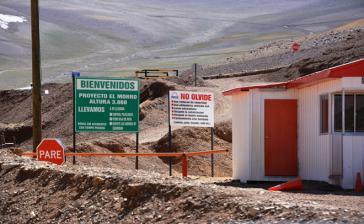 Der Abbau von Kuper und Gold in der Mine El Morro wurde gestoppt