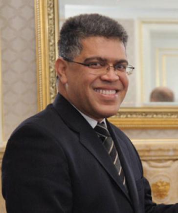 Venezuelas Außenminister Elías Jaua