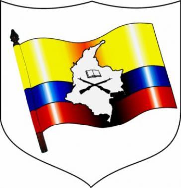 Logo der FARC-Guerilla