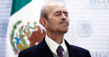 Zurückgetreten: Der Gouverneur des mexikanischen Bundesstaates Michoacán, Fausto Vallejo Figueroa (PRI)