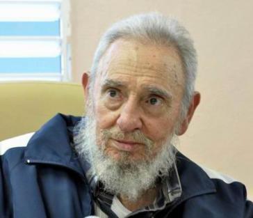 """""""Gerne arbeiten wir mit dem nordamerikanischen Personal in dieser Angelegenheit zusammen"""", so Fidel Castro"""