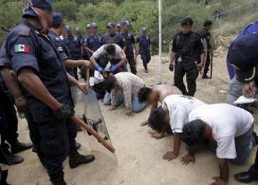 Der UN-Sonderberichterstatter zu Folter, Juan Mendéz, bescheinigt Mexiko systematische Folter