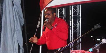 Gaston Browne von der Arbeiterpartei ist neuer Premierminister von Antigua und Barbuda