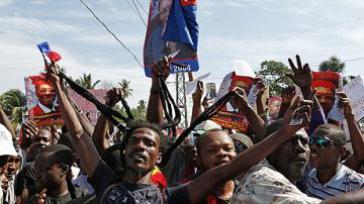 Proteste gegen Präsident Martelly in Haiti dauern an
