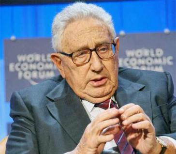 Unterstützte Argentiniens Militärdiktatur in ihrem Krieg gegen die Opposition: der damalige US-Außenminister Henry Kissinger