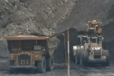 Kohletagebau internationaler Konzerne in Kolumbien