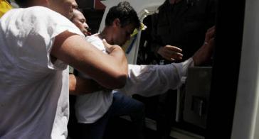 Leopoldo López wird festgenommen