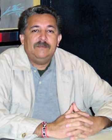 Der 2005 ermordete Gewerkschafter Luciano Romero Molina