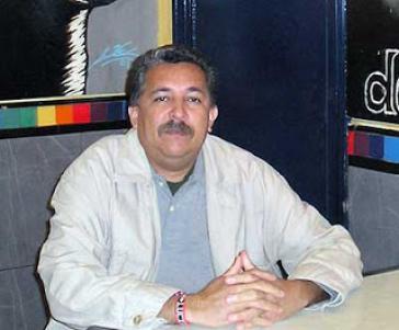 Der ermordete Gewerkschaftsführer Luciano Romero Molina