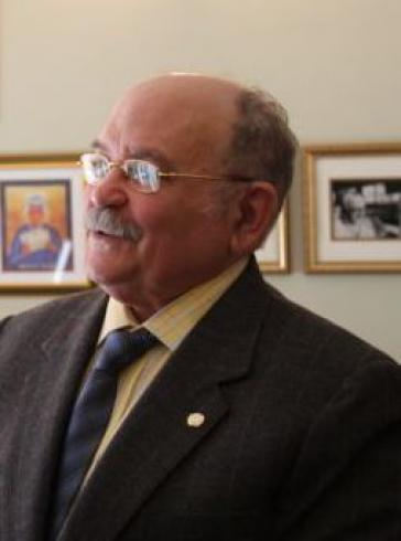 Miguel D'Escoto als Präsident der UN-Generalversammlung