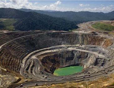 Umstritten: Bergbau in Honduras