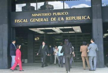 Staatsanwaltschaft in Caracas