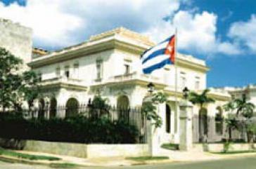 Außenministerium Kubas