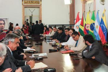 Beratungen über Gründung des neuen koordinierenden Menschenrechtsrates
