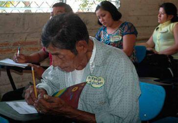 Das neue Programm soll den Zugang der Landbevölkerung zur Bildung verbessern