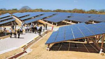 Nicaragua konnte seinen Anteil an erneuerbarer Energie  auf 51 Prozent steigern