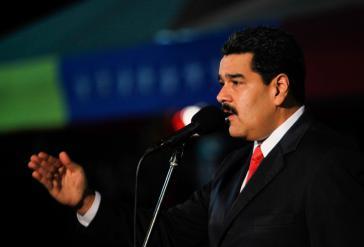 Will die Wirtschaft des Landes reformieren: Venezuelas Präsident Nicolás Maduro