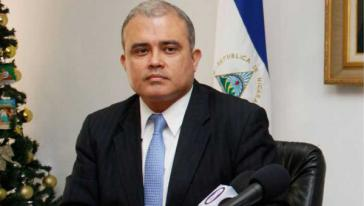 Nicaraguas Zentralbankchef Ovidio Reyes