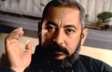 Der kubanische Schriftsteller Leonardo Padura